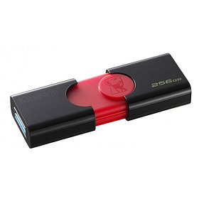 USB Флеш 256GB 3.0 Kingston DT106/256GB черный