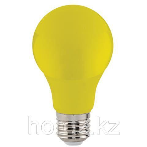Цветная Led лампа 3 Watt. E27