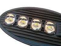 Консольный светильник LED 200W 6400К 18000lm с линзой , фото 6