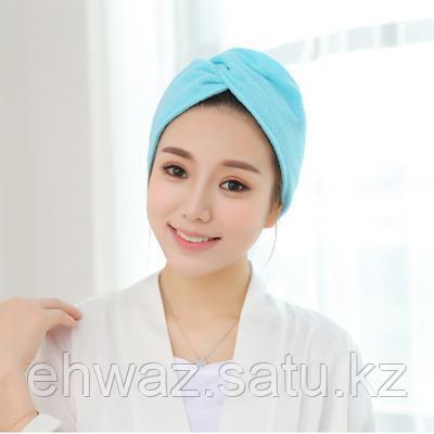 Полотенце-тюрбан Shower cap