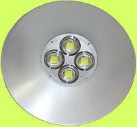 Купольный LED светильник 200Вт светильник подвесной, фото 3