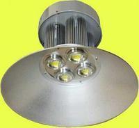 Купольный LED светильник 200Вт светильник подвесной, фото 2