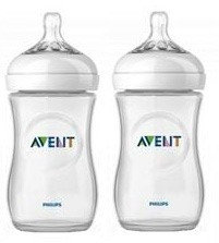 Avent Бутылочка Avent Natural 260 мл 2 шт