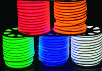 220в Flex LED Neon зеленый, фото 9