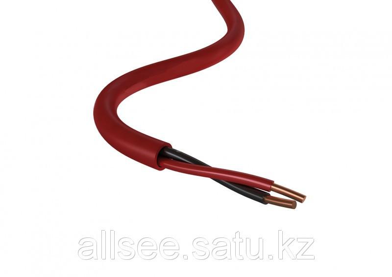 КСРВ нг(А)-FRLS 2х0,5 - кабель для монтажа ОПС и телекоммуникаций