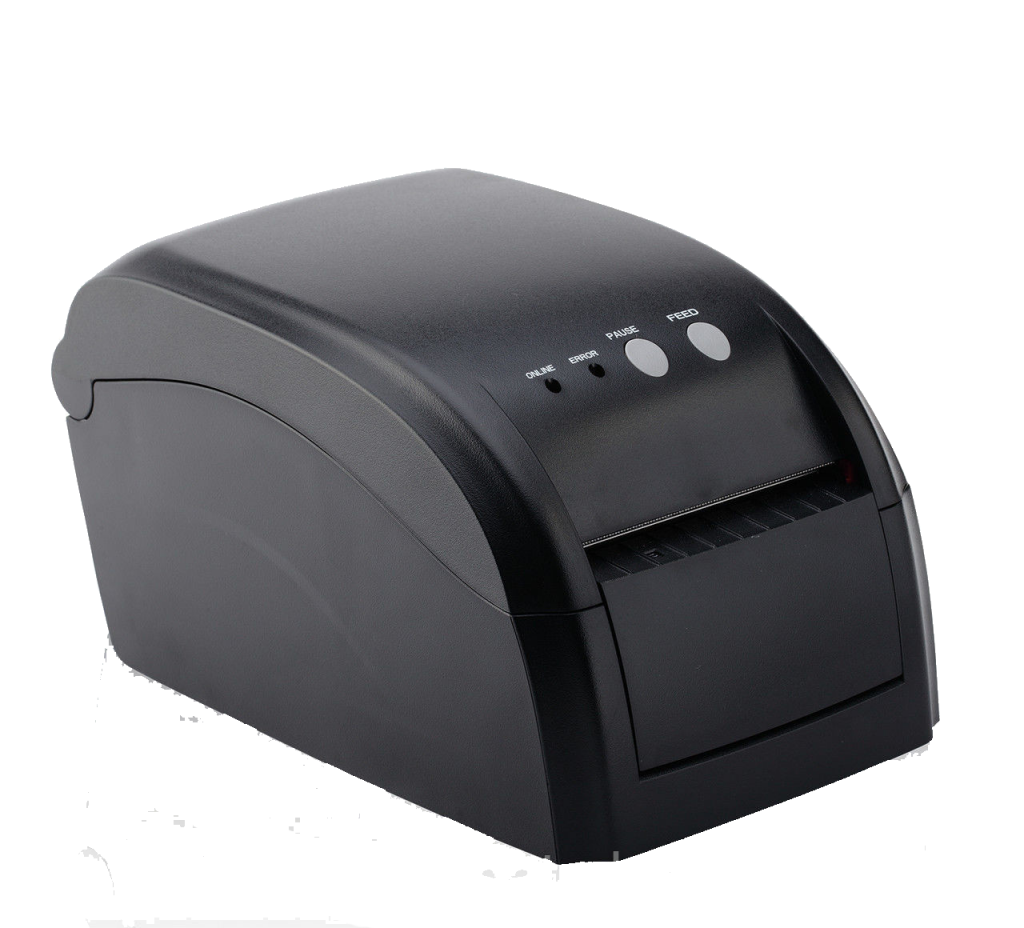 Термопринтер этикеток Rongta RP80 VI USE