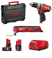 Набор Milwaukee M12SET2A-421X
