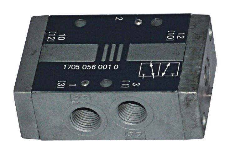 Клапан 3-ходовой 2-позиционный 571 040 000 0 Турция