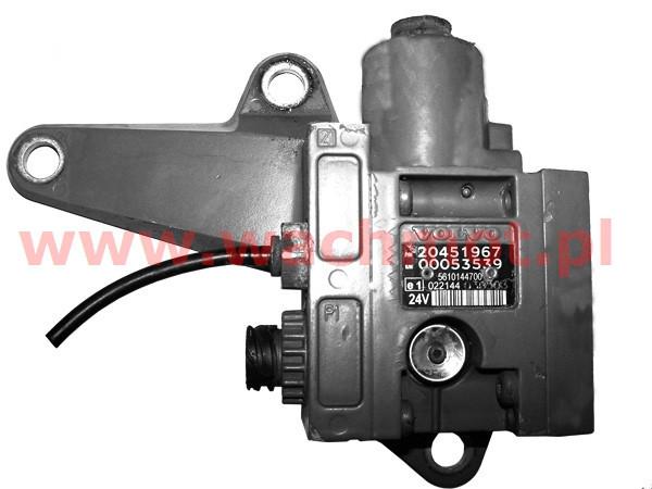 Ремкомплект клапана Herion 20451967 WT/TSK.32/1 Wach-Mot
