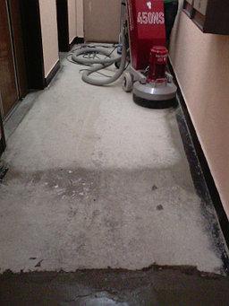 Полированный бетон 1