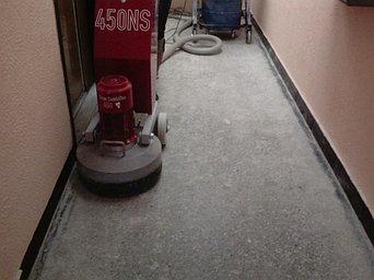 Полированный бетон 2