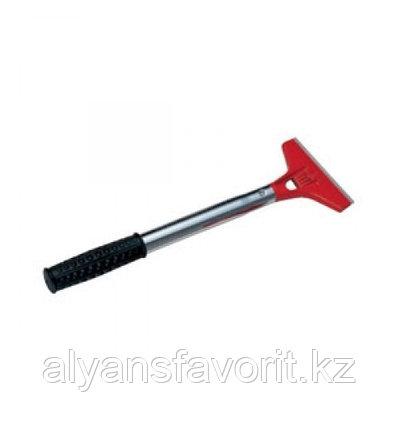 Скребок для чистки пола и окна с удлинённой ручкой, фото 2