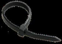 Хомут кабельный Хкн 3,6х150мм нейлон черный (100шт) IEK