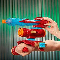 Hasbro Nerf мстители война бесконечности экипировка железного человека
