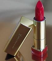 ПОМАДА MaxFactor Colour Elixir Lipstick, 715 RUBY TUESDAY