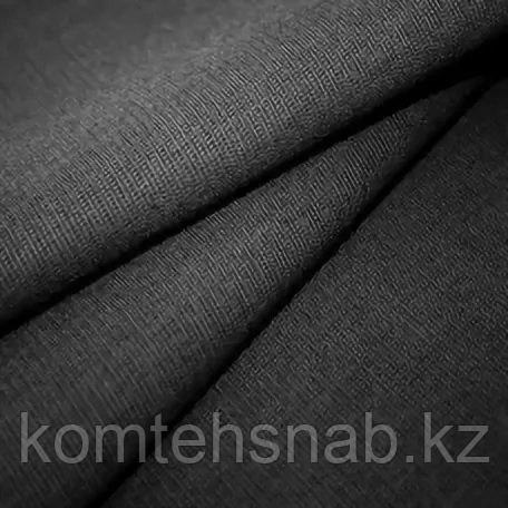 Бязь черная пл.140 г/м2, ширина 150 см