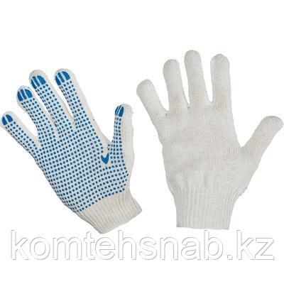 Перчатки х/б повышенной прочности 10 класс (с ПВХ покрытием и без)