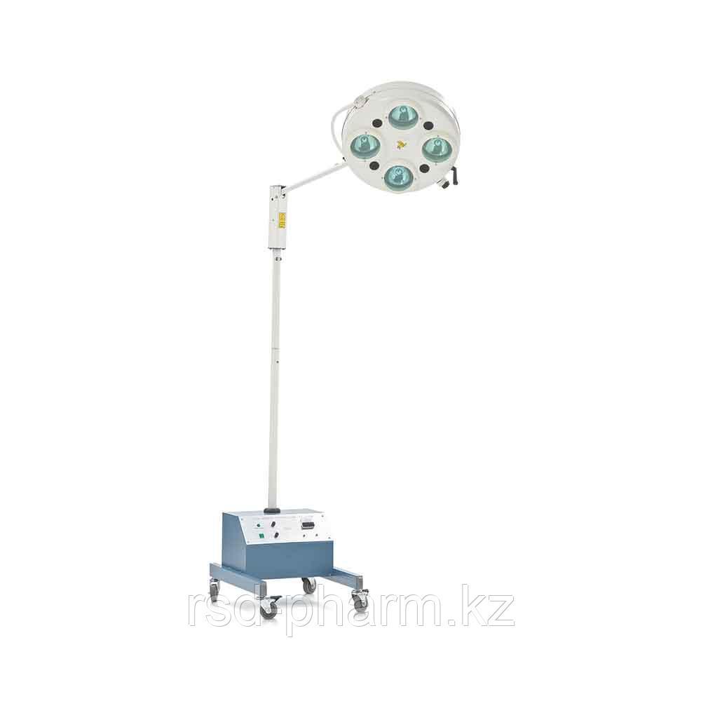 Светильник диагностический хирургический передвижной L7412 (AC\DC, 40000лк)