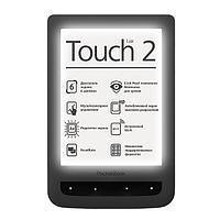 Электронная книга PocketBook 626 Touch Lux 2, PB626-Y-CIS, серый