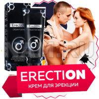 ErectiON крем для потенции