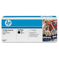 Лазерный картридж HP CE740A Black Print Cartridge for HP LaserJet CP5225, up to 7000