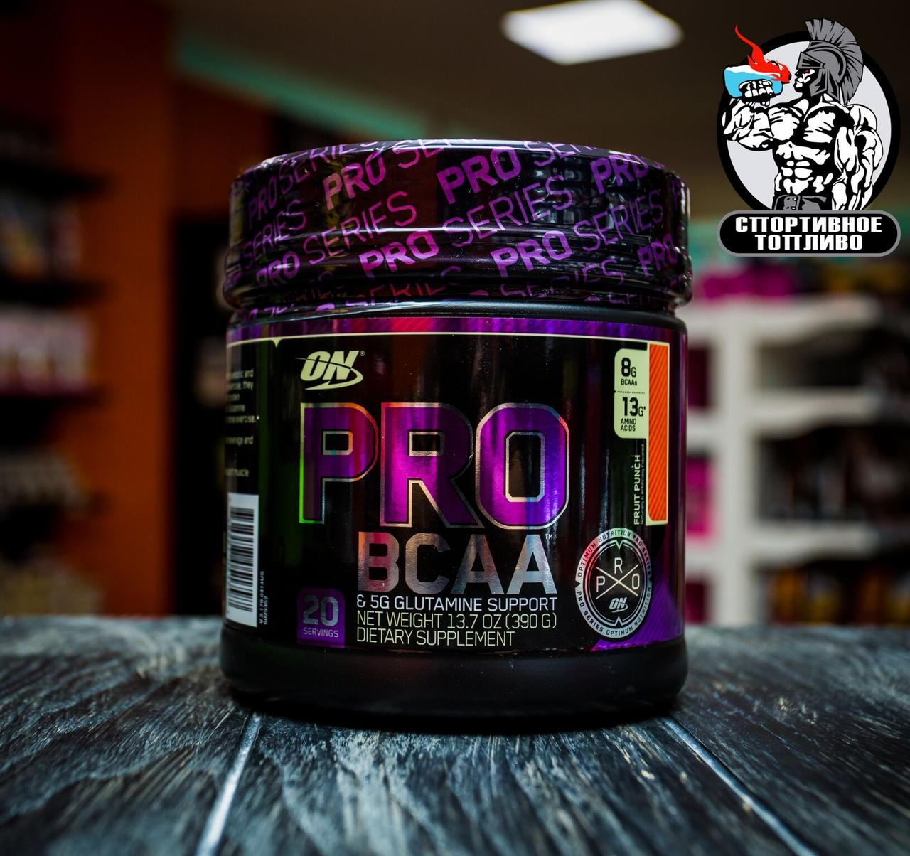 Optimum Nutrition - Pro BCAA 390гр