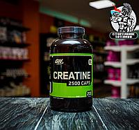 Optimum Nutrition Creatine 2500 200Caps