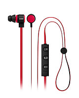 Wireless Bluetooth In-ear ereo earbuds with microphone SVEN SEB-B270MV, black-red /