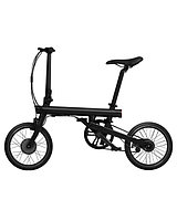 Электрический велосипед XIAOMI Mi QiCYCLE Folding Electric Bicycle Black /