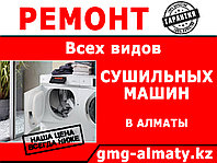 Замена Опорного Ролика (1 Шт. ) сушильной машины (барабана) Electrolux/Электролюкс в Алматы