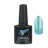 Гель-лак Lianail Future Blue Flash, 10 мл
