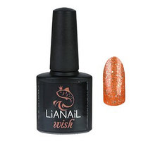 Гель-лак Lianail Wish Coral shine, 10 мл