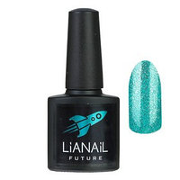 Гель-лак Lianail Future Green Flash, 10 мл