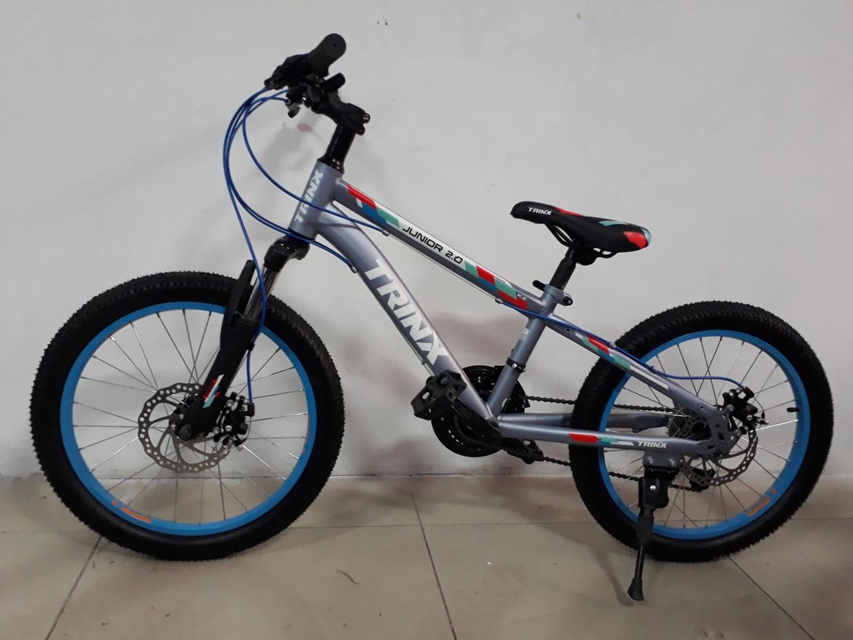 """Детский велосипед со скоростями """"Trinx"""" с гарантией!"""