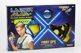 Silverlit Lazer M.A.D. Стартовый набор с лазерным бластером, мишенями и держателем