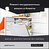 Разблокирование электронного блока посудомоечной машины Gorenje