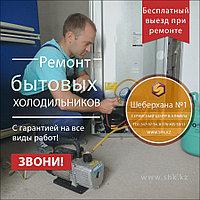 Ремонт холодильника Индезит Алматы