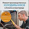 Ремонт и обслуживание холодильного оборудования Desmon в Алматы