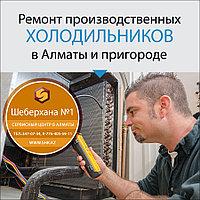 Ремонт и обслуживание холодильного оборудования Полюс в Алматы