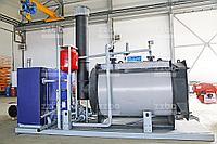 Дизельная водогрейная котельная ВК-10 (для нагрева воды)  , фото 1