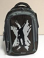 Школьный рюкзак для мальчиков с 3-го по 5-й класс. Высота 44 см,длина 27 см,ширина 16 см., фото 1