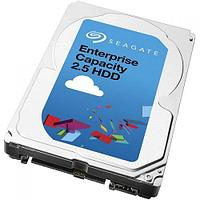 Жесткий диск Seagate 1Tb Enterprise Capacity 2.5 7200rpm 128Mb SAS12Gb/s MTBF 1,4 млн.часов ST1000NX0333