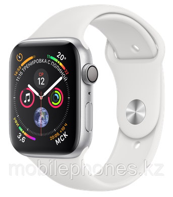 Apple Watch Series 4 44mm Silver