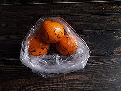 Вред пластиковых пакетов.