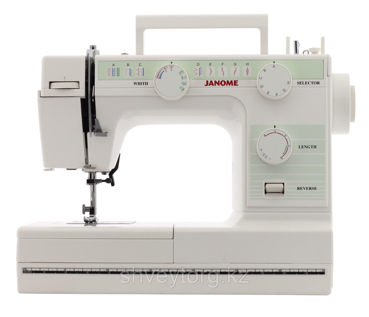 Janome 372G