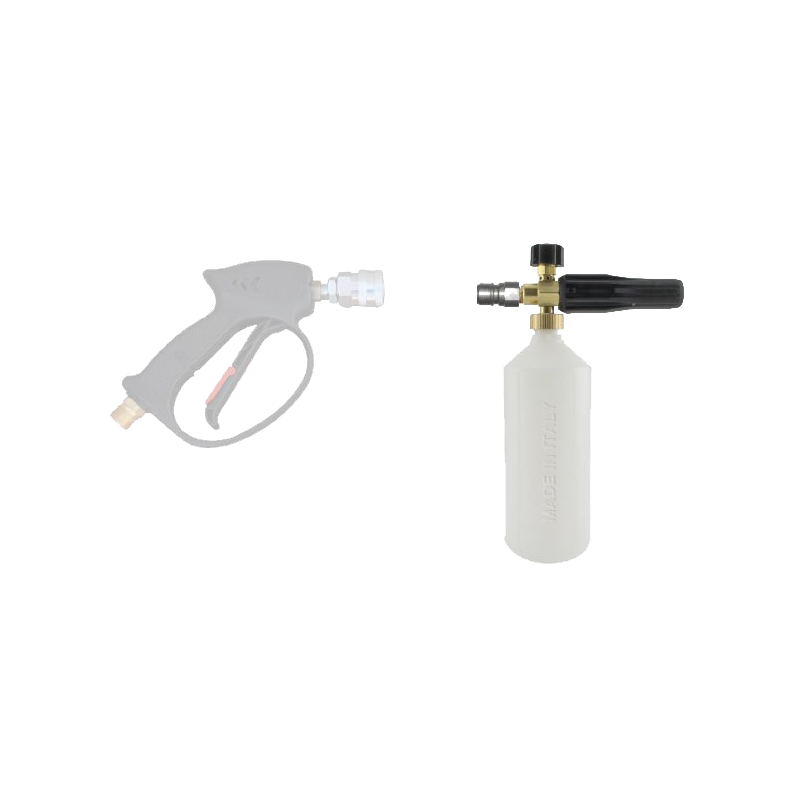 Пенокопье с пенобутылкой Idrobase