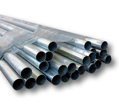 Металлические оцинкованные трубы