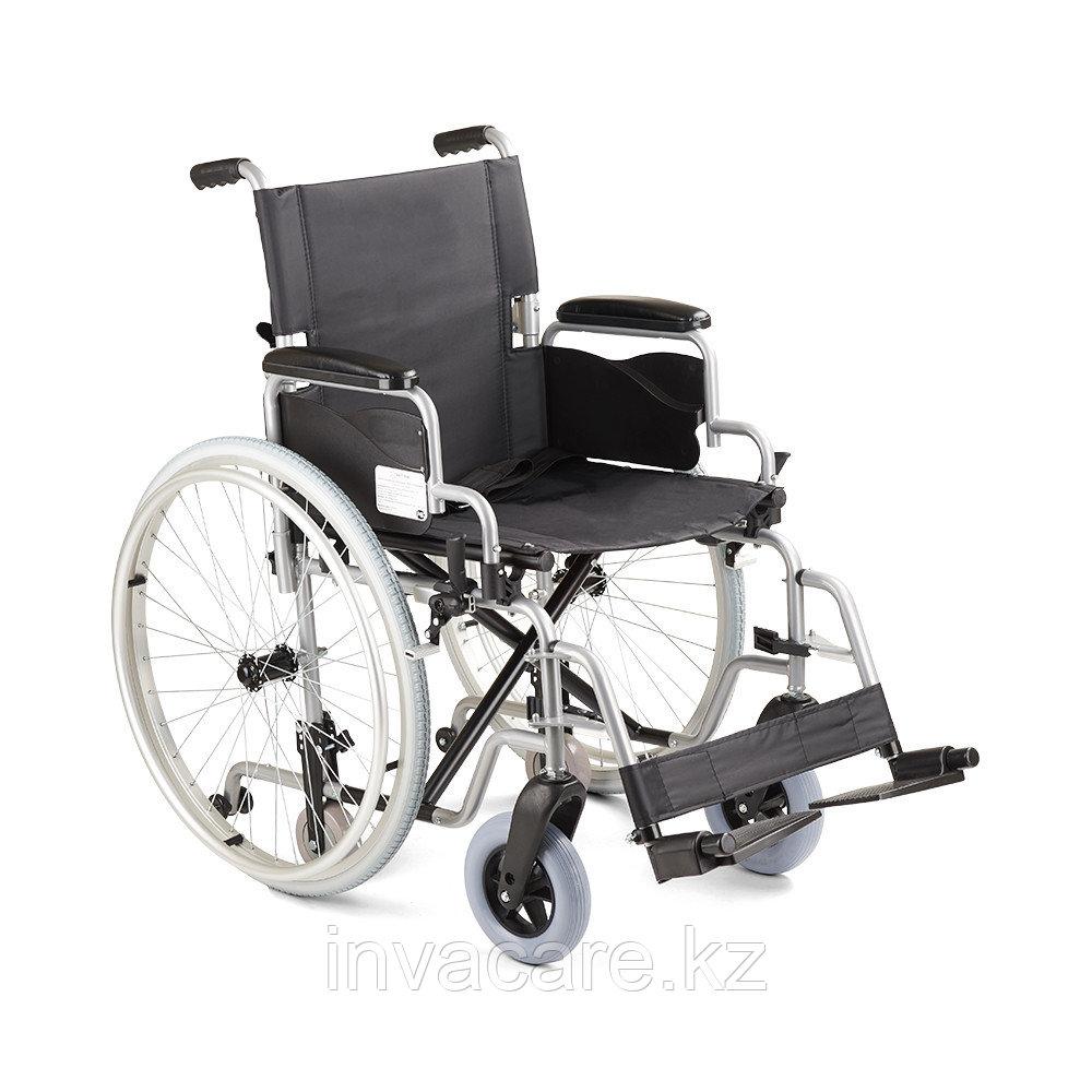Облегченная кресло-коляска для инвалидов Н 001 (16, 17, 18, 19 дюймов)