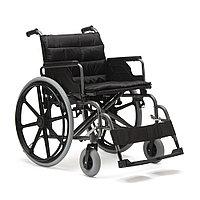 """Инвалидная коляска с мягким чехлом повышенной грузоподъемности """"Armed"""" FS951B (22"""")"""