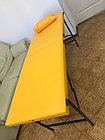 Косметологическая кушетка (цвет желтый), фото 3
